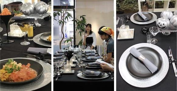 【予約開始】「ハロウィンテーブル」簡単コーディネート&「スマホで料理を上手に撮るプチ技」講座
